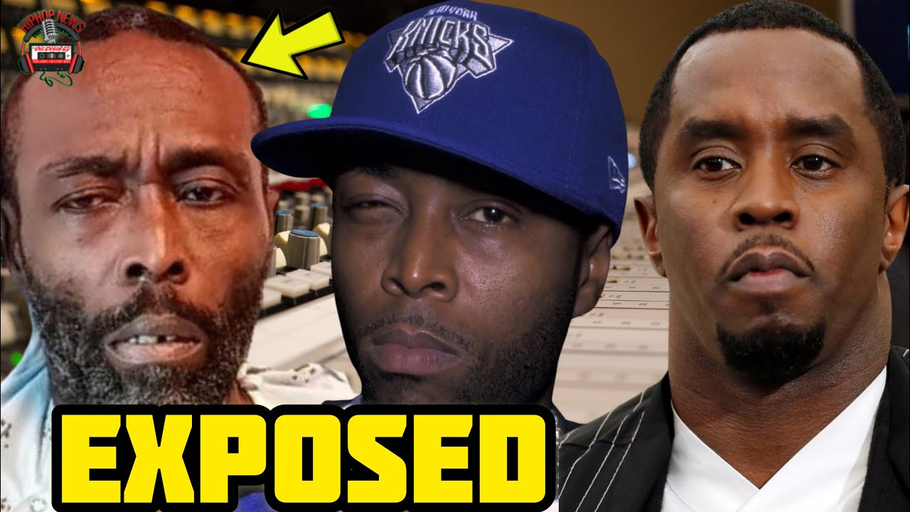Exclusive: Black Robs Manager Kal Dawson Goes In On Diddy, Mark Curry & People Showing Fake Love!