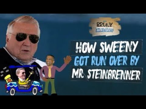Hear the one where Yankees owner George Steinbrenner ran over Sweeny   Bronx Backstories   SNY