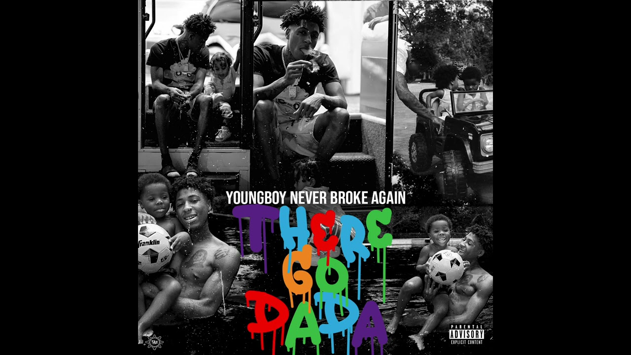 K3 & Kacey - There Go Dada Ft NBA YoungBoy