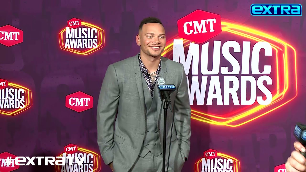 Kane Brown Talks Being a Dad and Gushes Over Baby Kingsley's Big Smiles