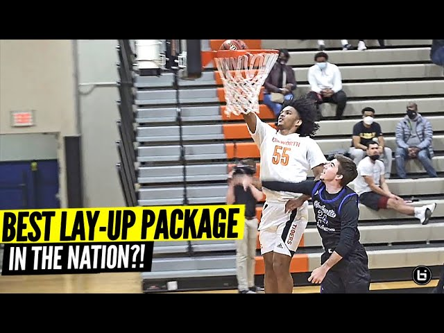 Kentucky bound Skyy Clarkk Has The BEST Lay-Up Package in the Nation!!