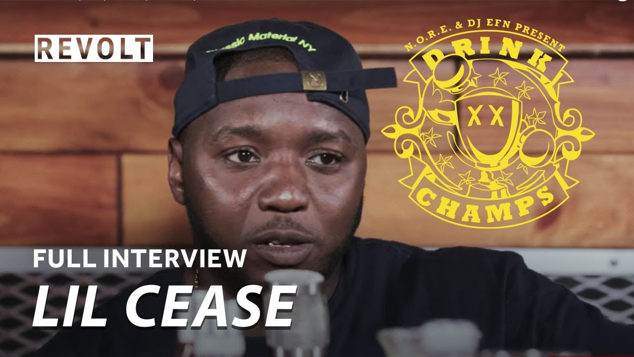 Lil' Cease   Drink Champs (Full Episode)