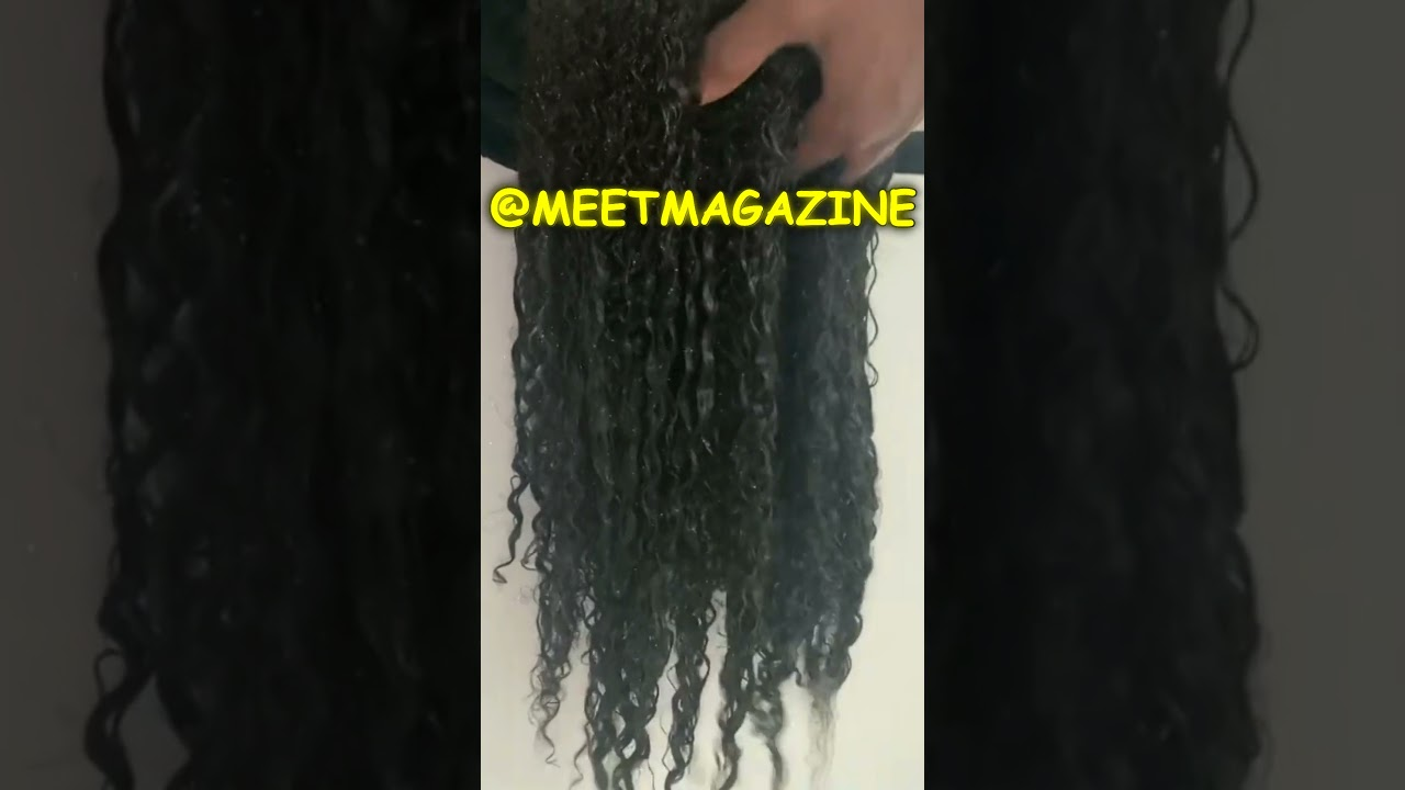 Megan Thee Stallion has GOOD HAIR! Natural, real long hair! #SHORTS #MeganTheeStallion #TheeStallion