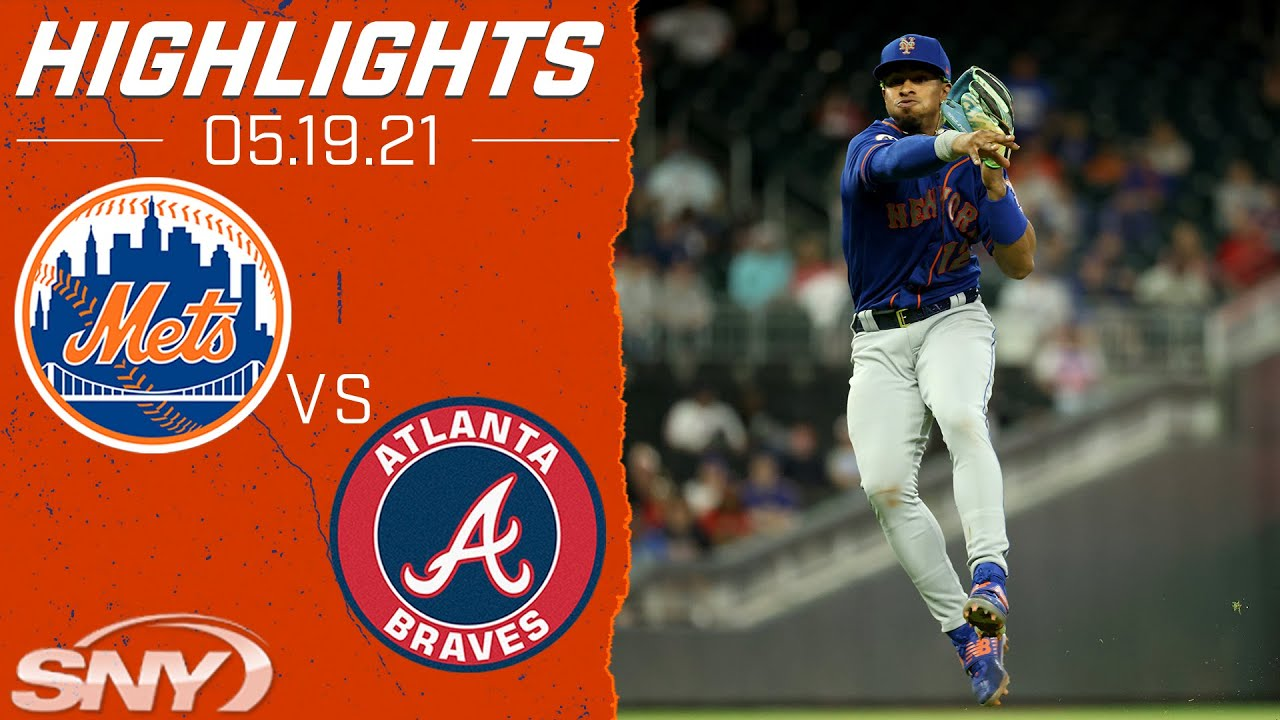 Mets vs Braves Highlights: Mets lose to the Braves 5-4 | SNY