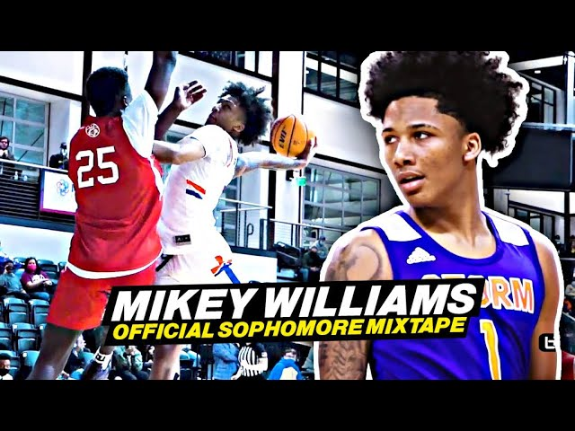 Mikey Williams OFFICIAL Sophomore Season Ballislife Mixtape!