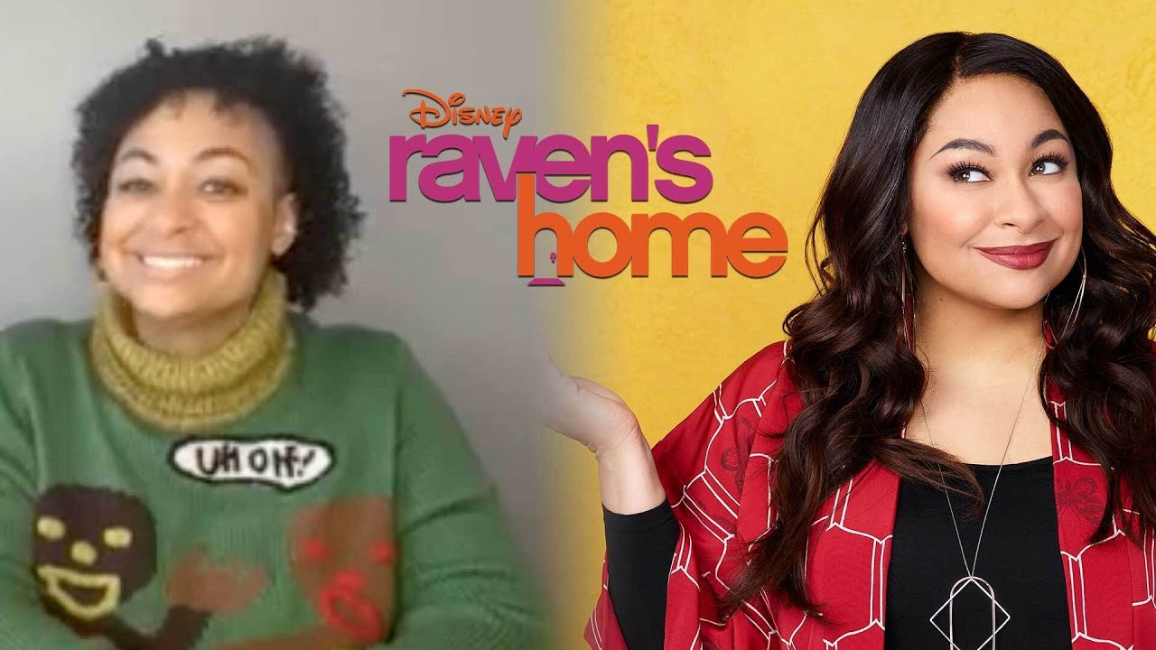 Raven-Symoné REACTS to Rumors Raven's Home Is OVER (Exclusive)