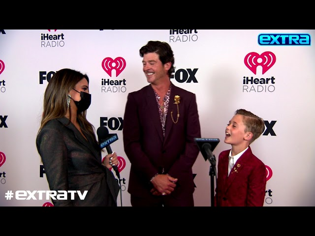 Robin Thicke's Son Julian Is His Fashion Consultant!