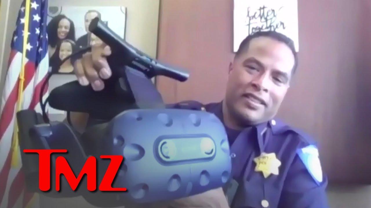 Sacramento PD Using Virtual Reality Training in Wake of Police-Involved Shootings | TMZ