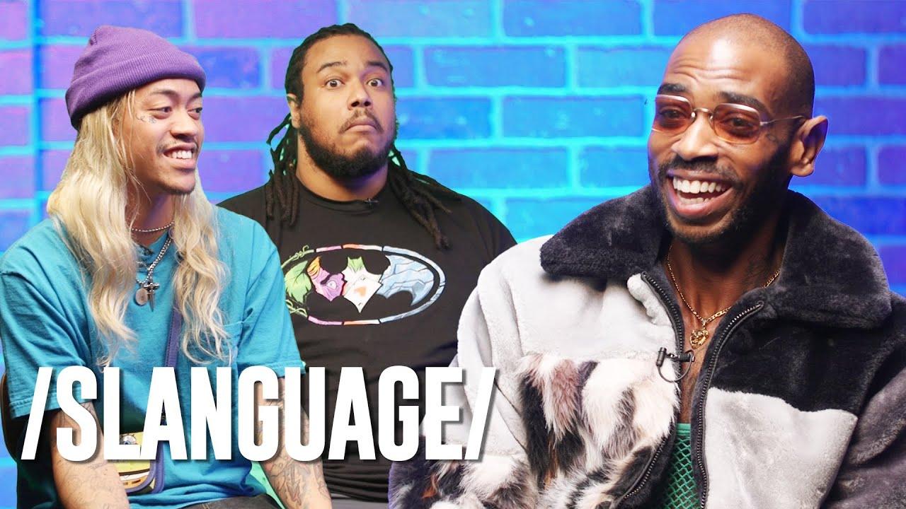 Texans Guess Jamaican Patois Slang - Part 2   /Slanguage/   All Def