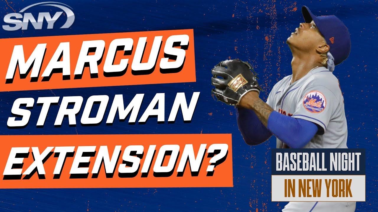 What's the potential price tag for the Mets to sign Marcus Stroman to an extension?   BNNY   SNY