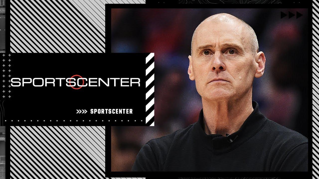 Woj on Rick Carlisle not returning as Dallas Mavericks head coach | SportsCenter