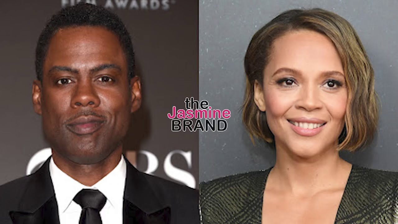 Chris Rock Is Dating 'Selma' Actress Carmen Ejogo