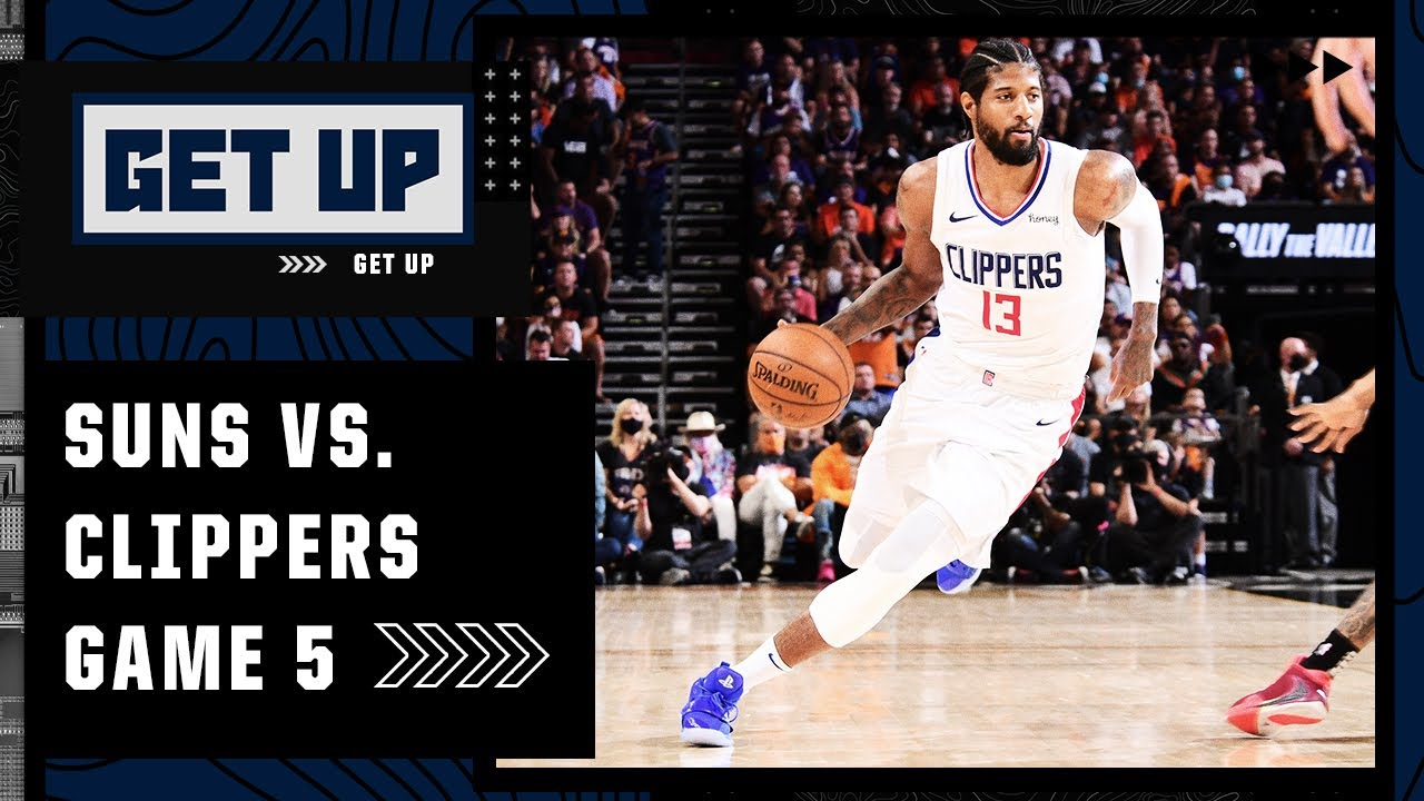 Clippers vs. Suns Game 5 highlights and analysis: How Paul George took over   Get Up