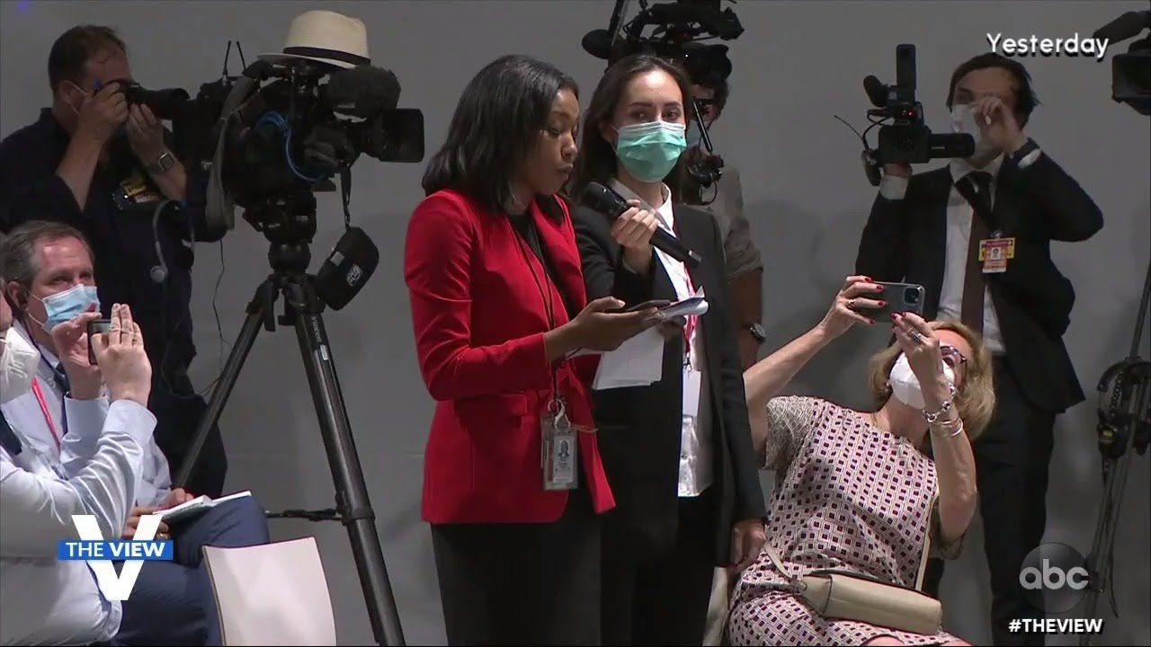 Female Reporters Confront World Leaders | The View