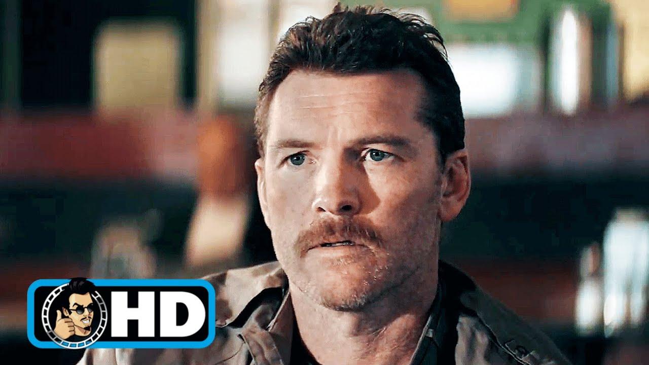 "LANSKY Clip - ""How Did You Evade The Feds"" + Trailer (2021) Sam Worthington"