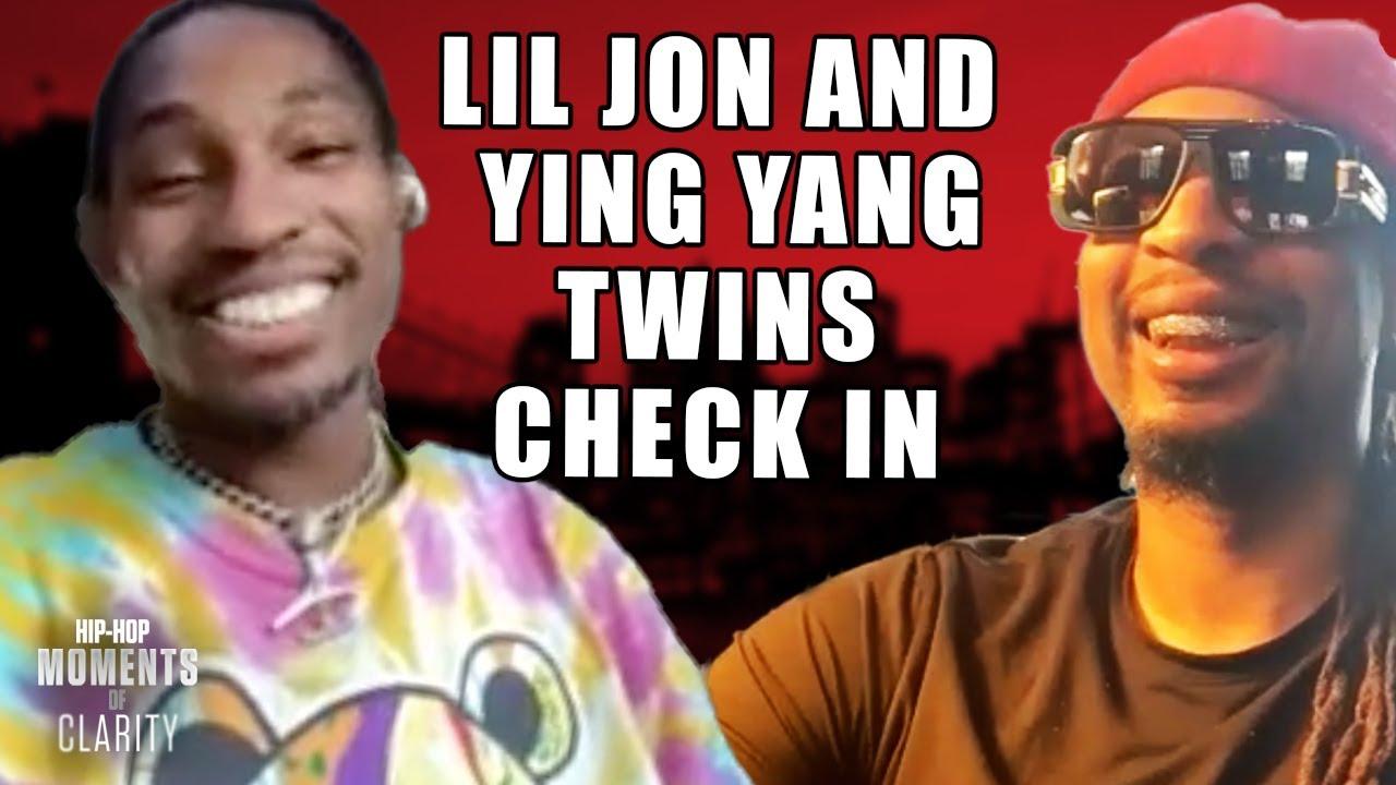 Lil Jon & Ying Yang Twins Speak on Origin of Atlanta Twerk Music & More | Hip-Hop Moments of Clarity