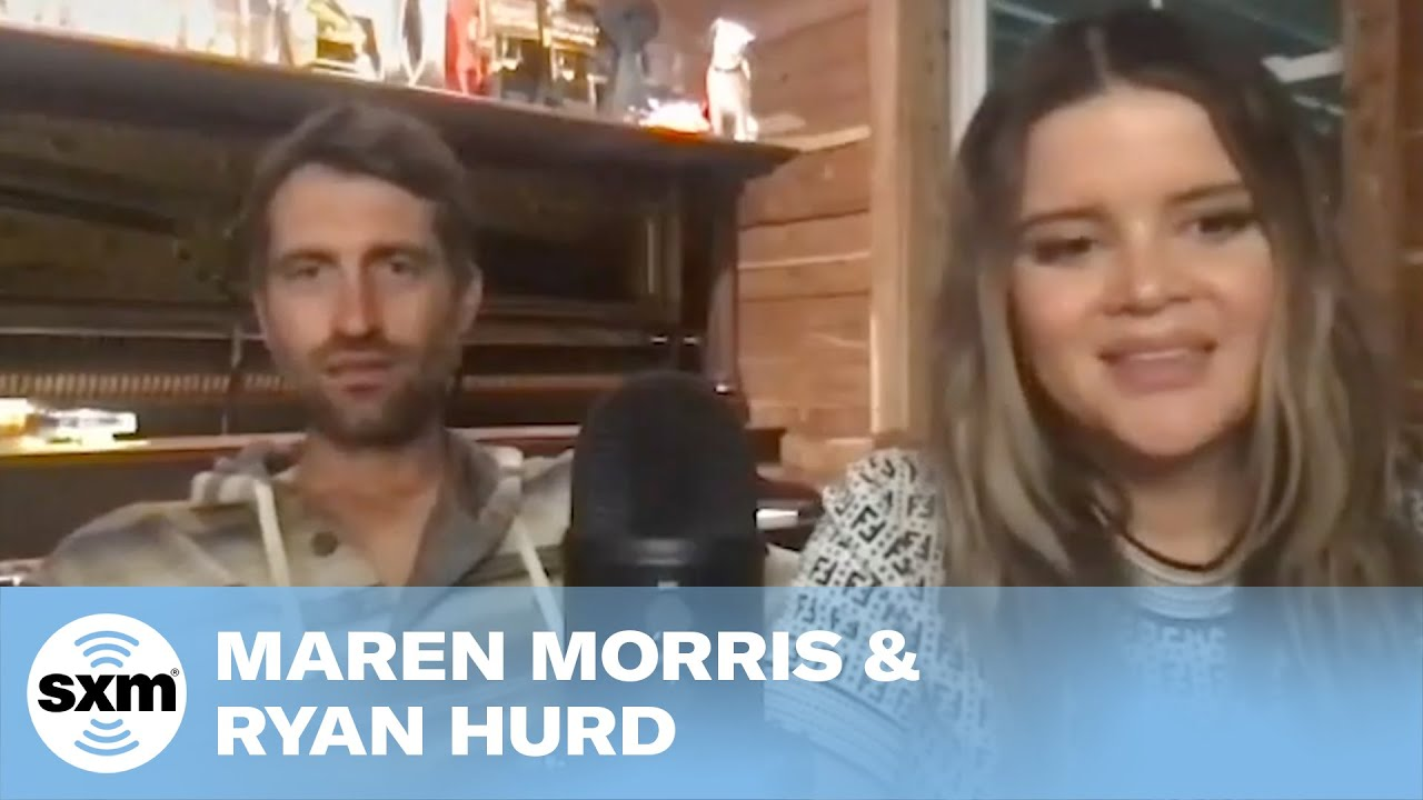 Maren Morris and Ryan Hurd Talk Playing at The ACM's & Being Parents