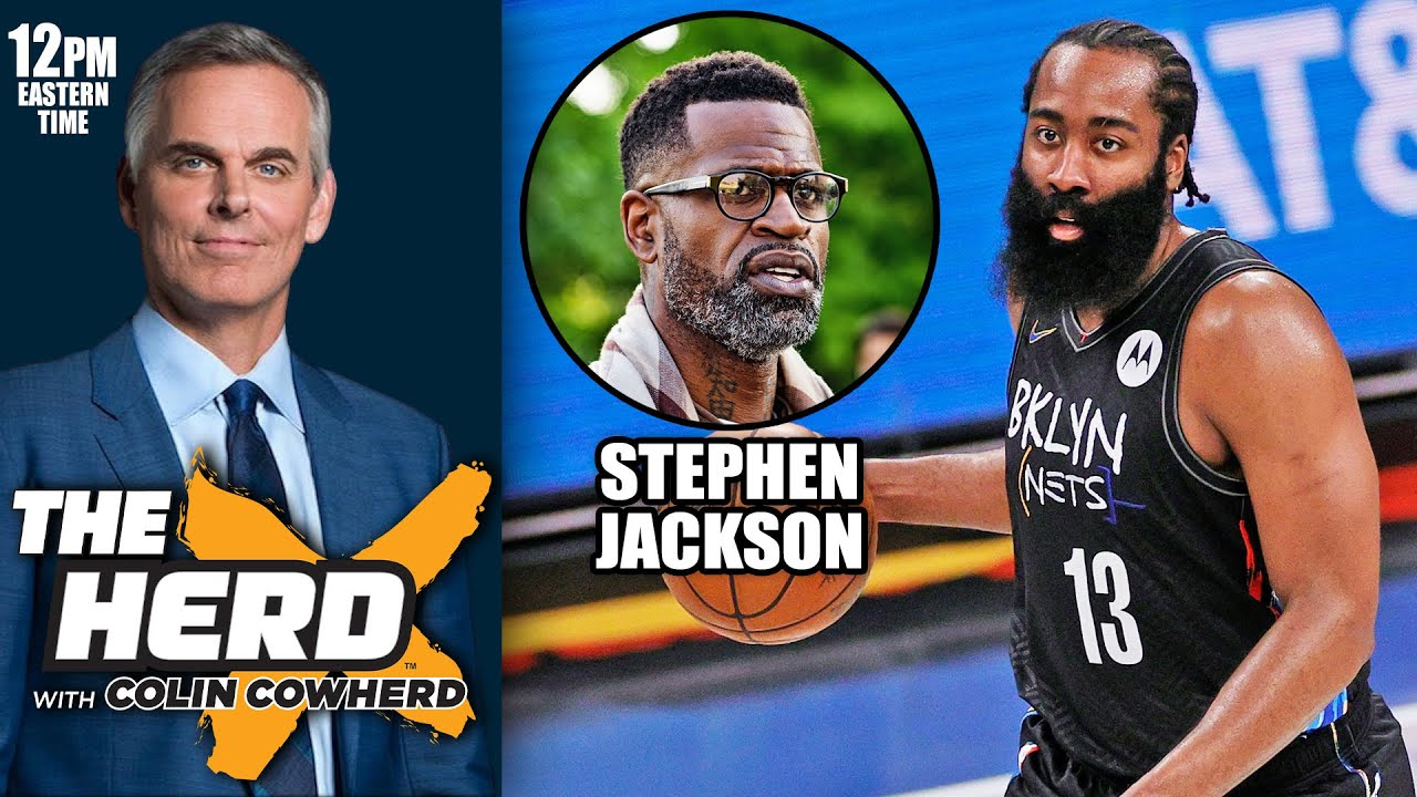 Stephen Jackson - Can't See Brooklyn Nets Beating Bucks Without James Harden