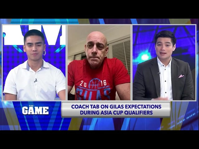The Game   Gilas sweeps Korea, FIBA Asia Cup 2021 Qualifiers