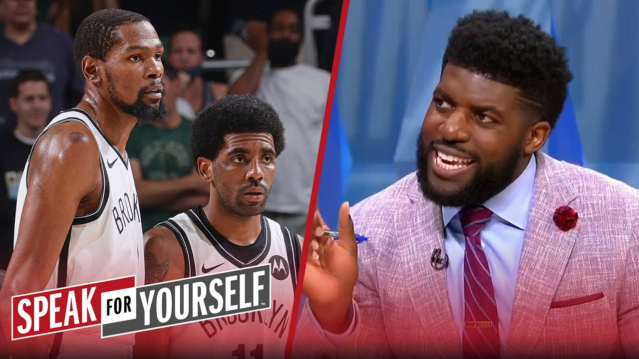 The Nets' loss is good for the integrity of the NBA — Emmanuel Acho   NBA   SPEAK FOR YOURSELF
