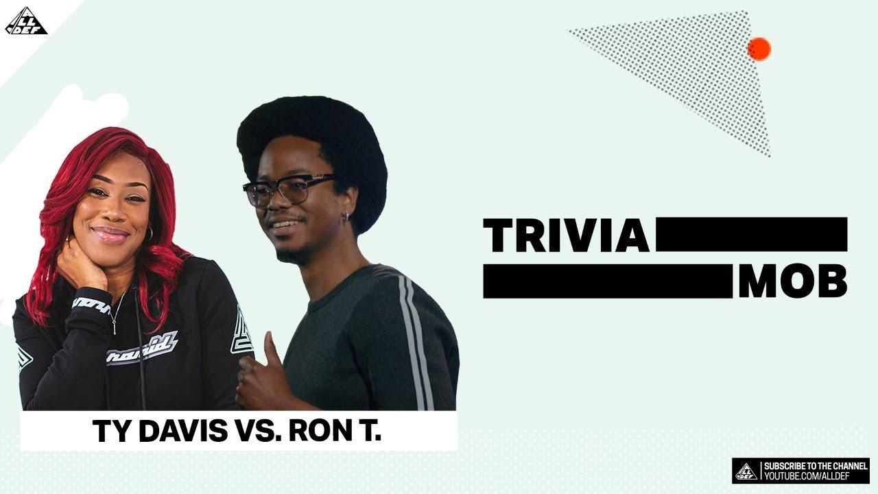 TriviaMob | Ty Davis VS Ron Taylor | All Def