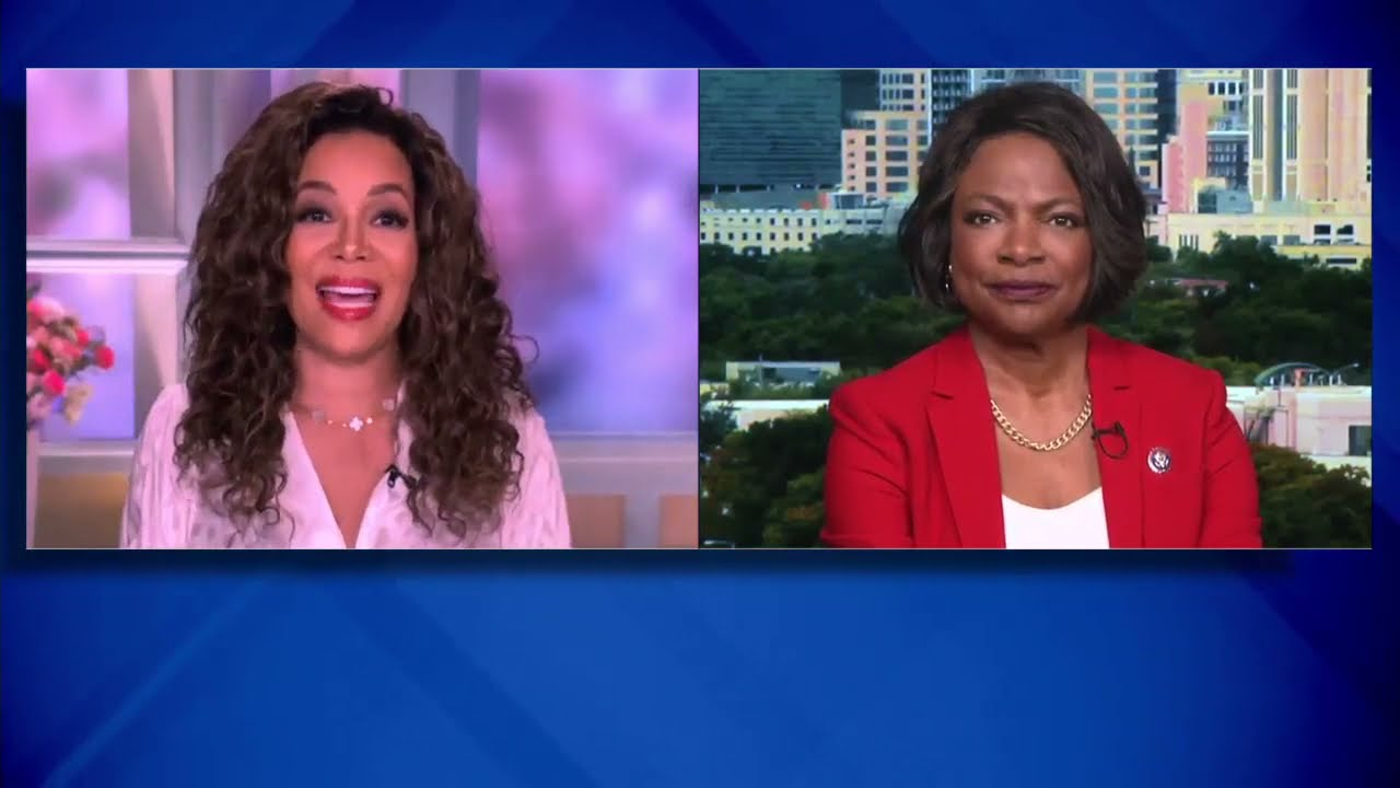 Val Demings on How Police and Community Are One Entity When It Comes to Police Reform   The View