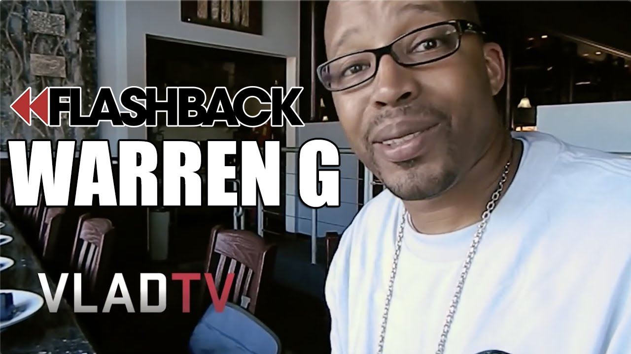 Warren G Details Growing Up with Snoop Dogg, Nate Dogg (Flashback)