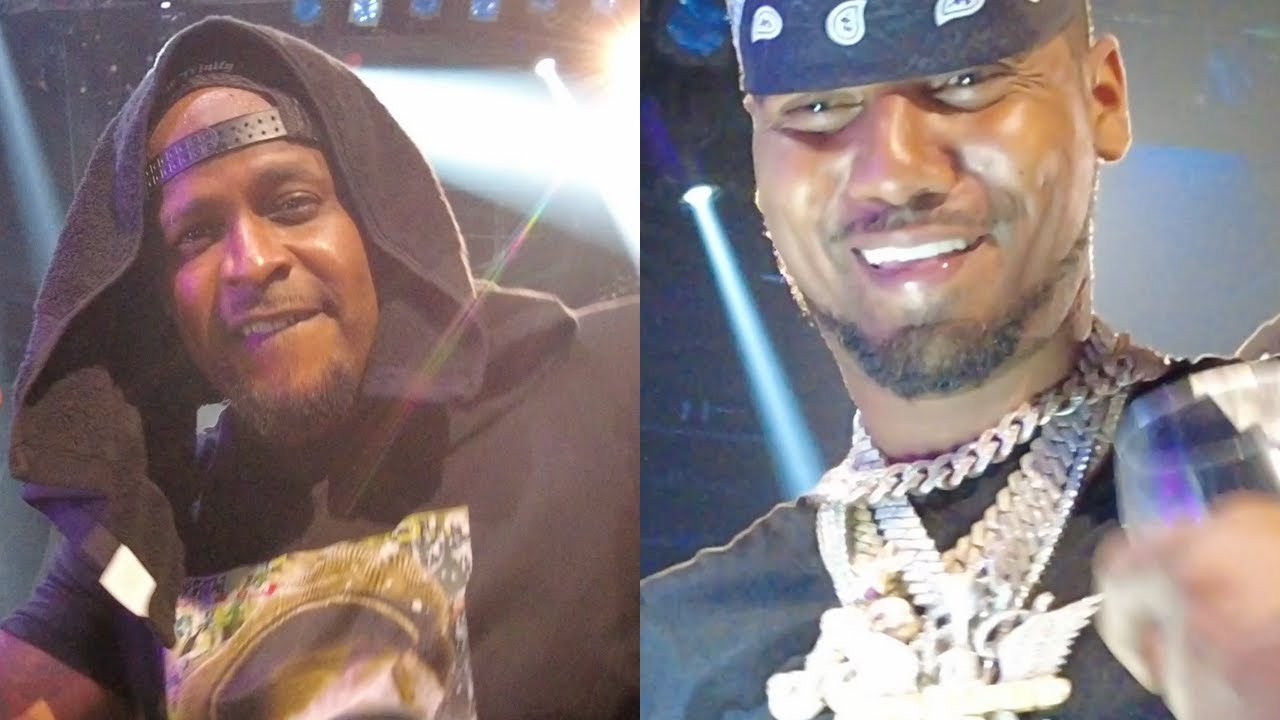 Behind the Scenes & LIVE footage 'The Lox VERZUZ Dipset' at Madison Square Garden