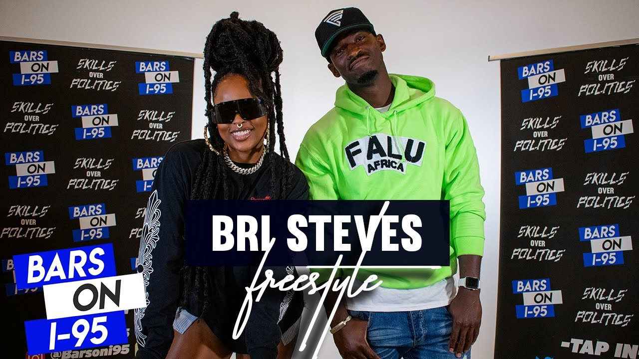 Bri Steves Bars On I-95 Freestyle