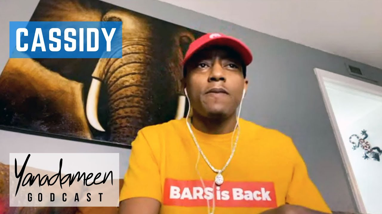Cassidy Describes How Face Off Beef w/ Hitman Holla Unfolded