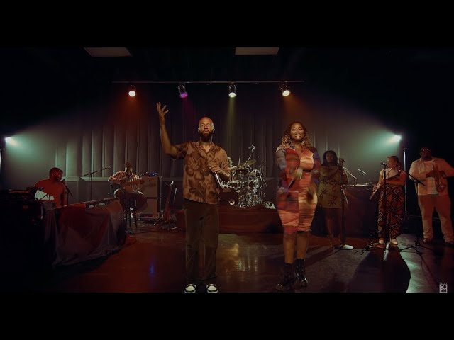 Common - Imagine ft. PJ (Live on The Today Show)