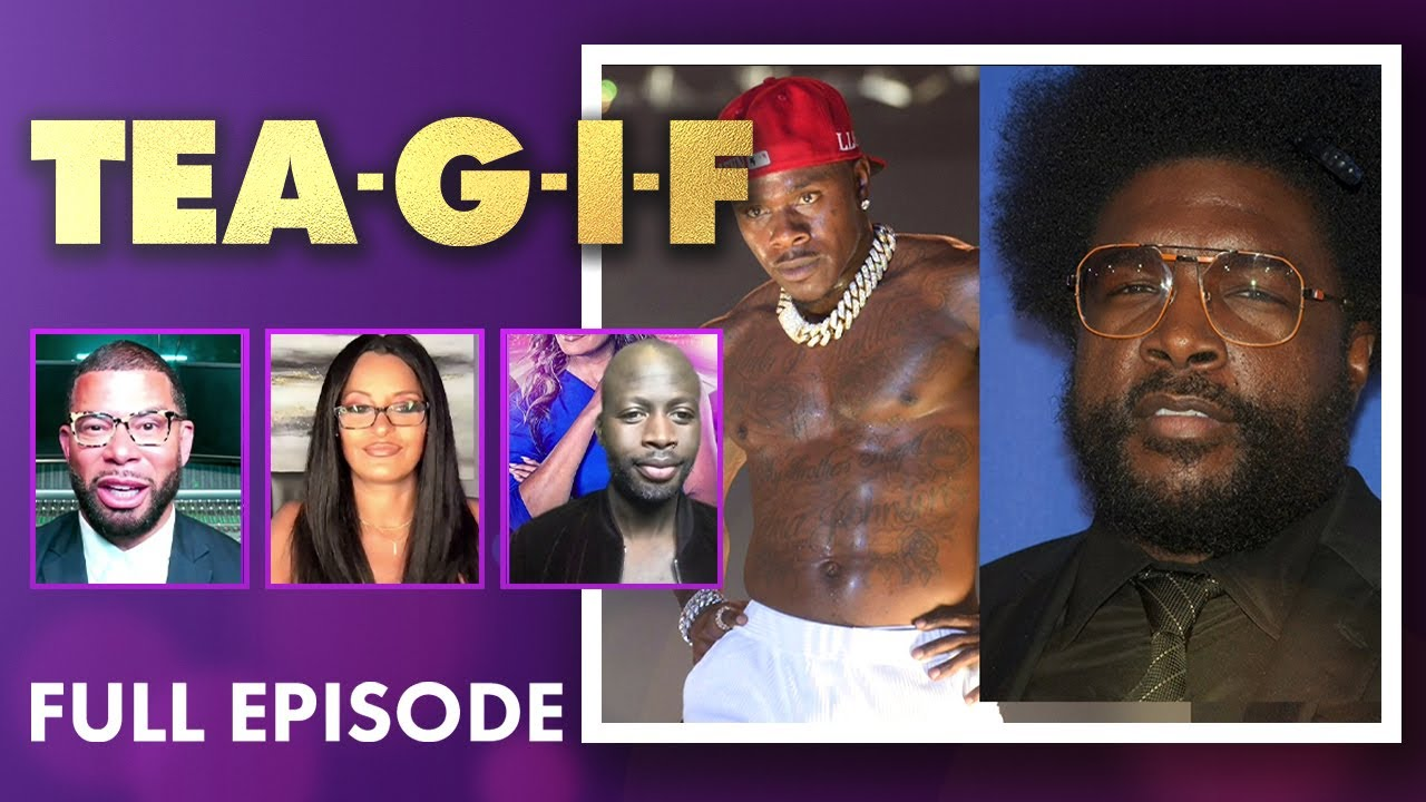 DaBaby Doubles Down, Amanda Seales Comments and More! | Tea-G-I-F Full Episode