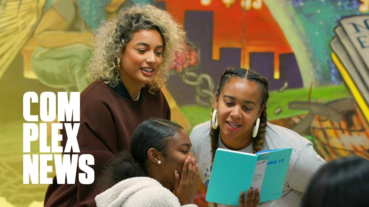 DaniLeigh Joins New Earth and Precious Dreams Foundation to Speak With At-Risk Youth