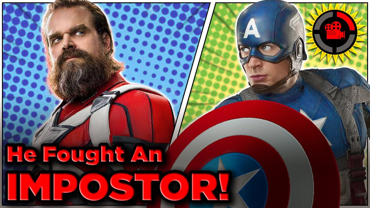 Film Theory: Red Guardian Fought A FAKE Captain America! (Black Widow)