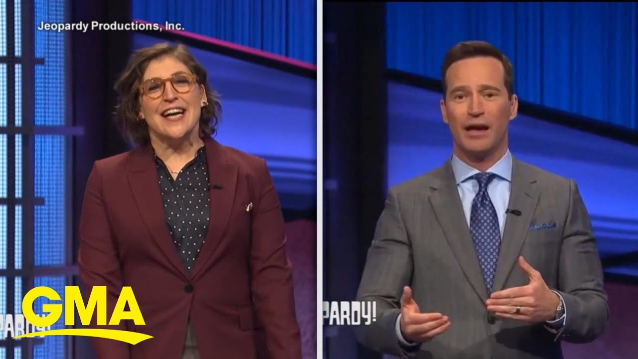 'Jeopardy!' announces two hosts to replace Alex Trebek l GMA