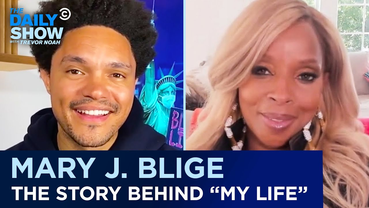 """Mary J. Blige - """"My Life"""" & Telling the Story Behind the Album Onscreen 