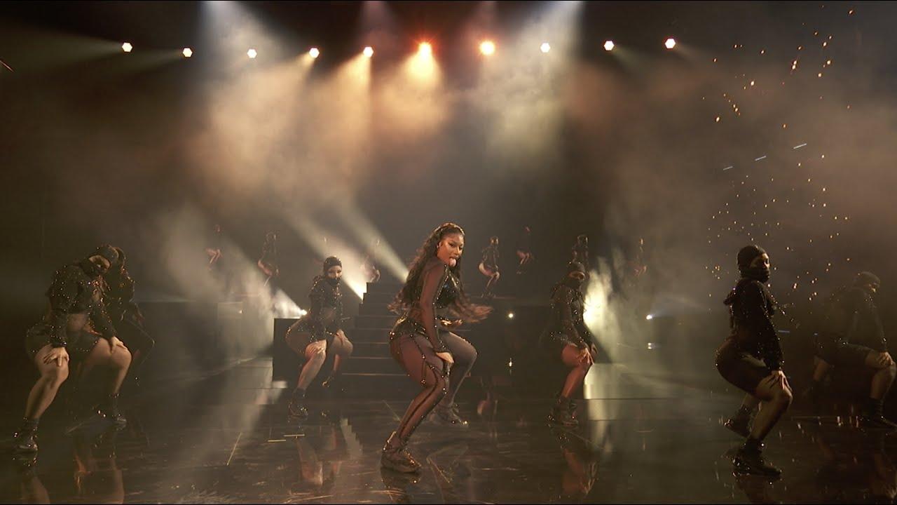 Megan Thee Stallion - Body [AMA Performance 2020]