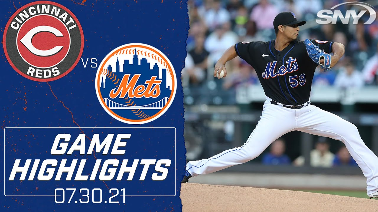 Mets vs Reds Highlights: Carlos Carrasco returns but Mets can't contain India in 6-2 loss to Reds