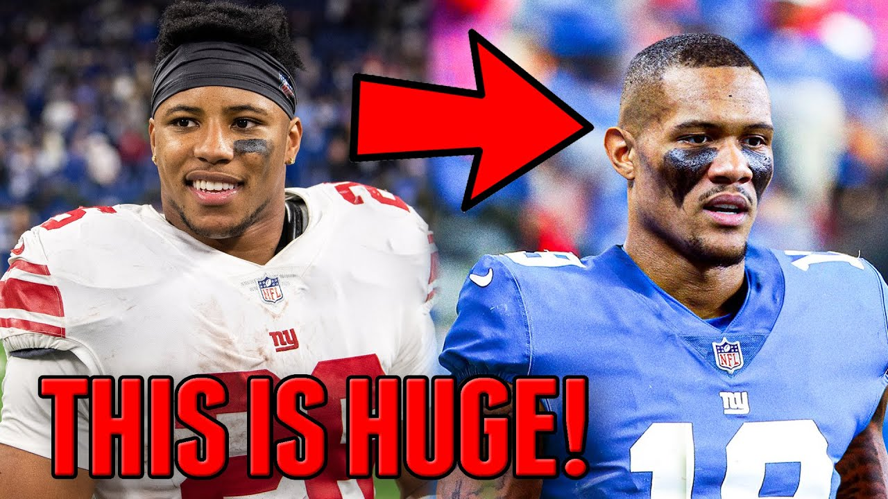 New York Giants Sign Kenny Golladay! Keanu Neal To Dallas Cowboys | Isaiah Wilson Quits NFL