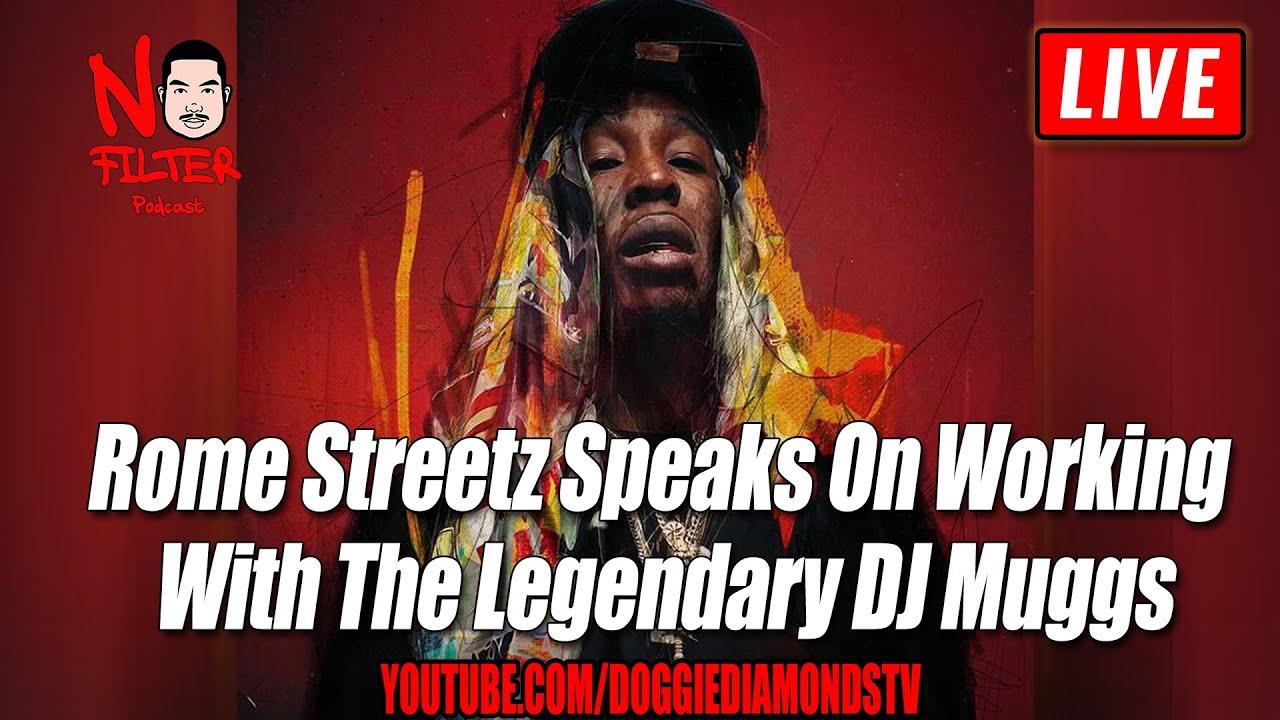 Rome Streetz Speaks On Working With The Legendary DJ Muggs