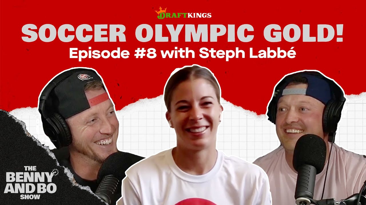 What goes through a goalkeeper's mind with Team Canada's Steph Labbé | The Benny & Bo Show