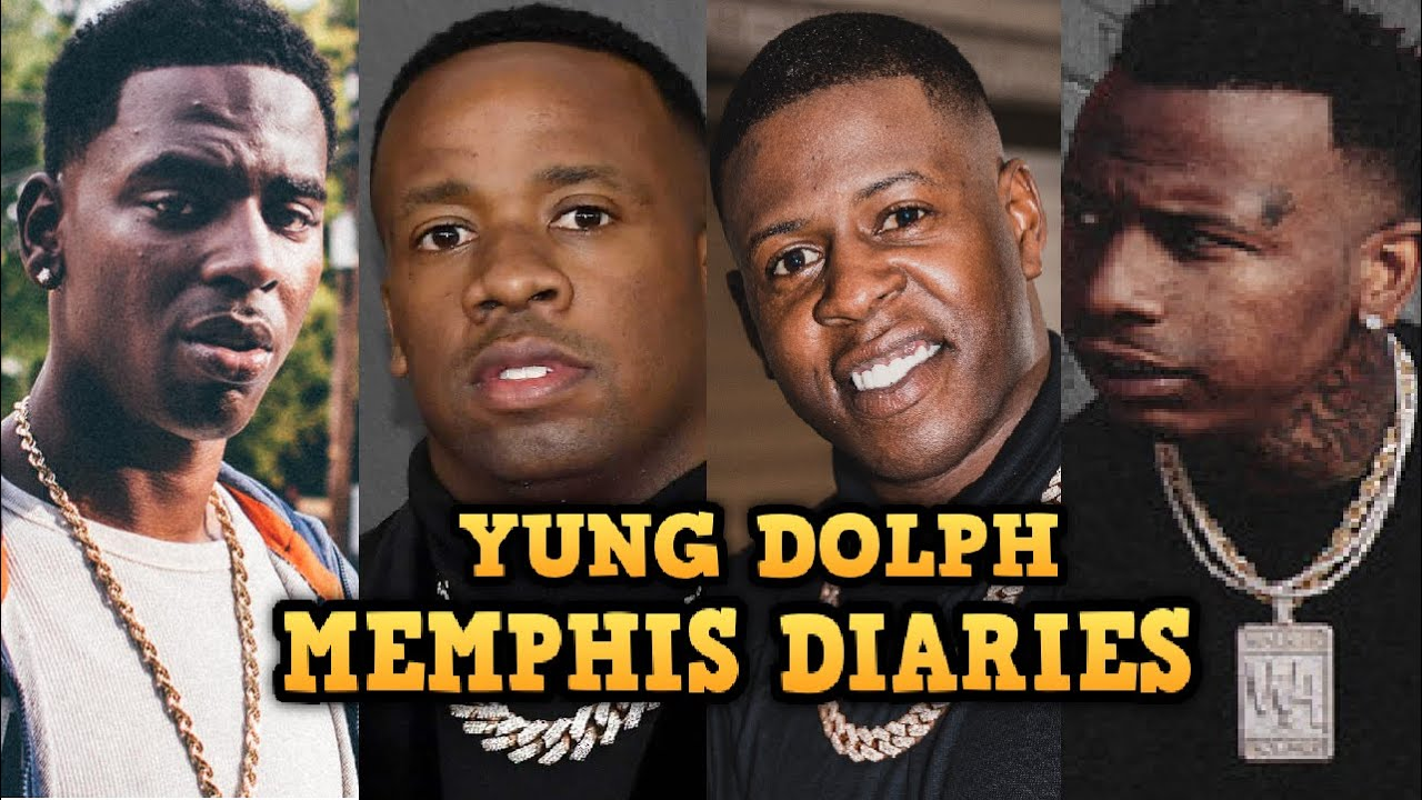 Young Dolph EXPOSES Yo Gotti, Moneybagg Yo, Blac Youngsta And CMG MEMPHIS Rappers Who BLOCKED HIM.