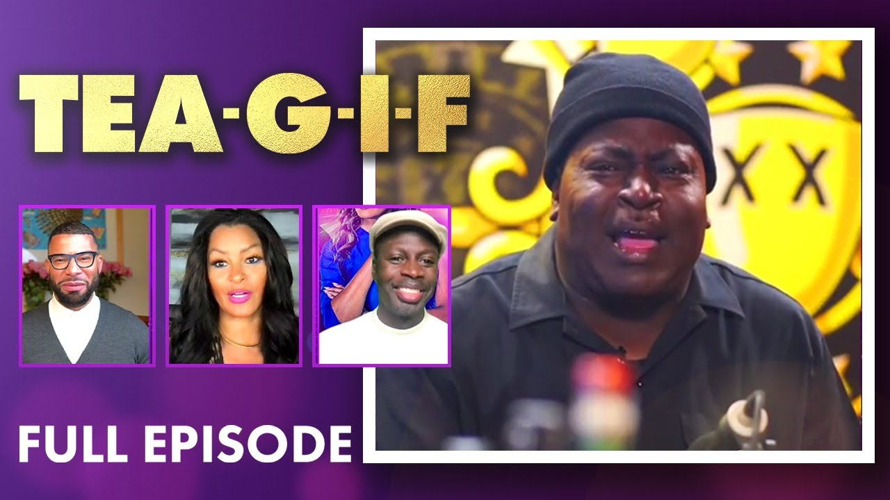 DaBaby Searches for Redemption, Trick Daddy Gets Candid and MORE! | Tea-G-I-F Full Episode