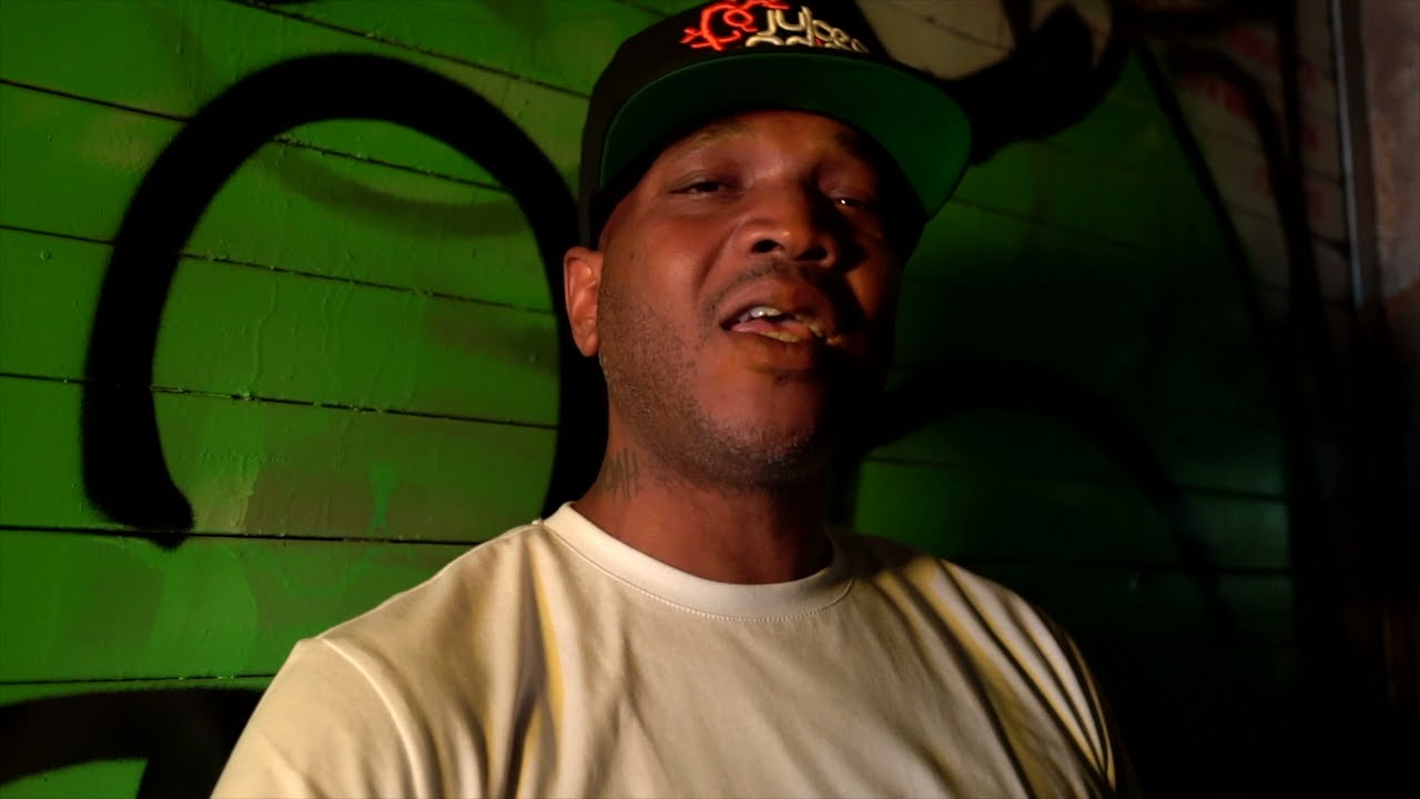 DJ Kayslay - The Struggle ft. Sheek Louch, 88 Lo, Styles P, Meet Sims [Official Video]