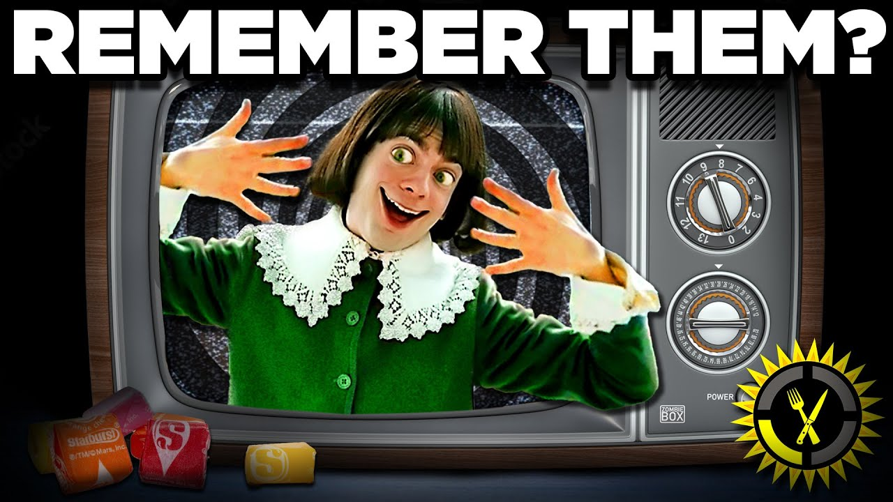Food Theory: The Candy Commercials That HAUNT Your Brain!