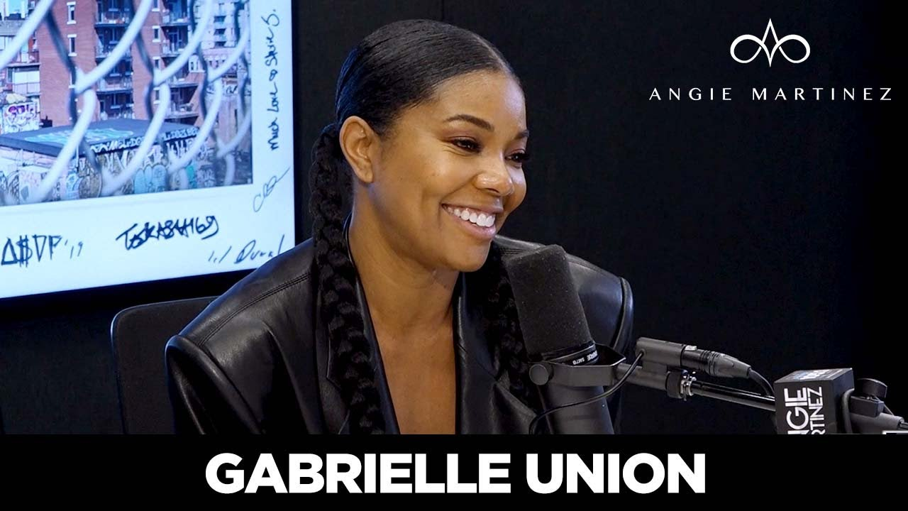 Gabrielle Union Opens Up In Her New Book About Surrogacy, Zaya & Her Embarrassing Strip