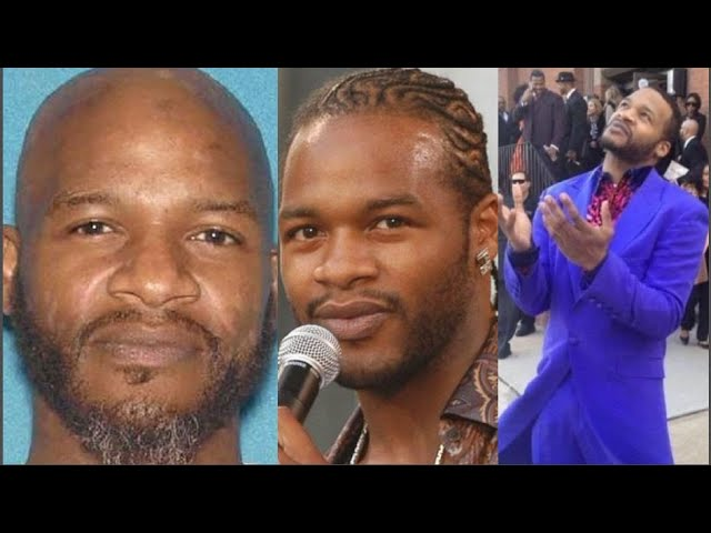 Platinum R&B Singer Jaheim Arrested In Front Of His Home