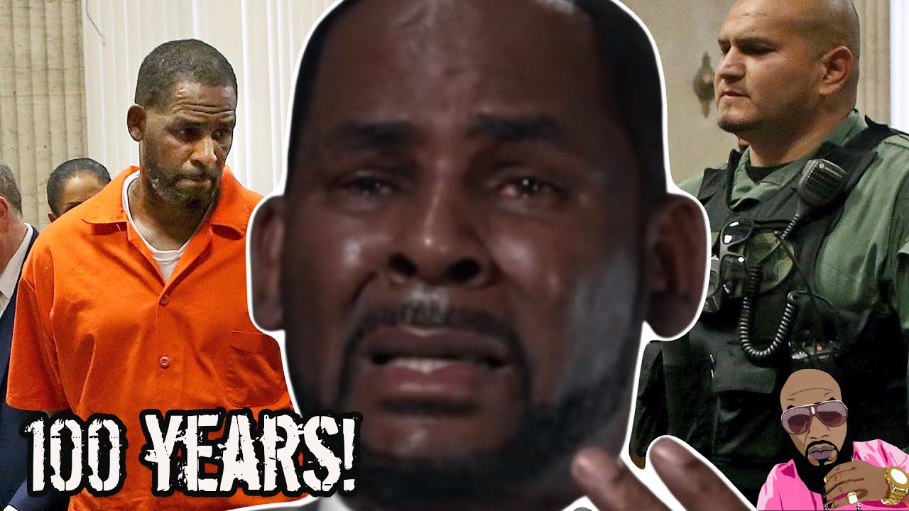 R Kelly Found GUILTY On All 9 Charges FACING DECADES IN PRISON