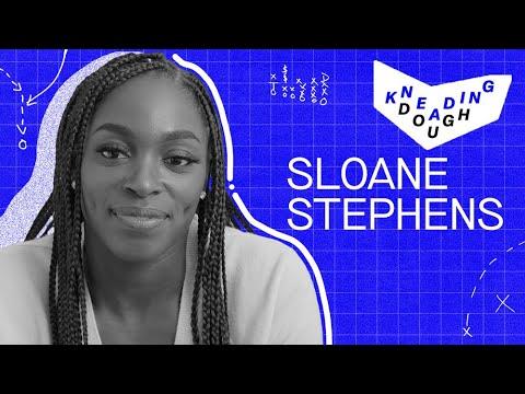 Sloane Stephens Serves Up Investment Starters   KNEADING DOUGH