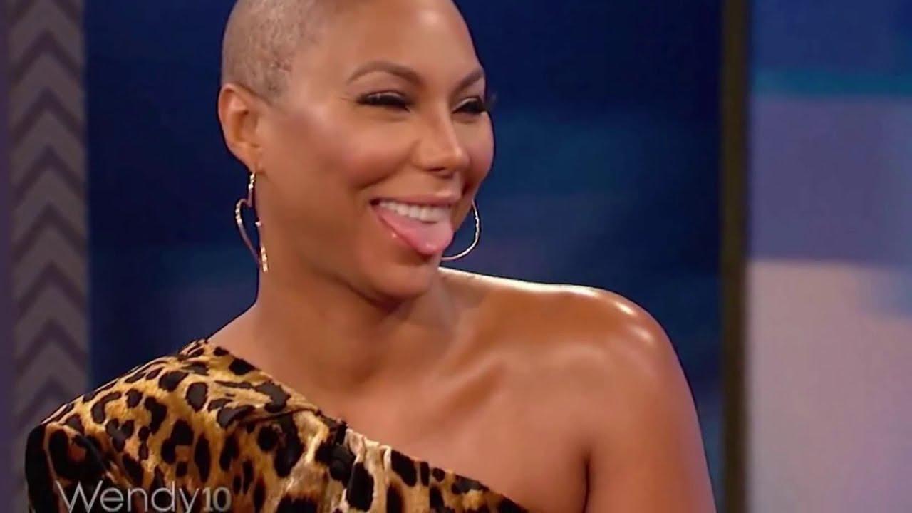 Tamar responds to ex husband Vince alleged sidepiece/Girlfriend ...